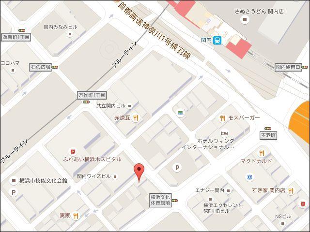 わち人事労務事務所地図